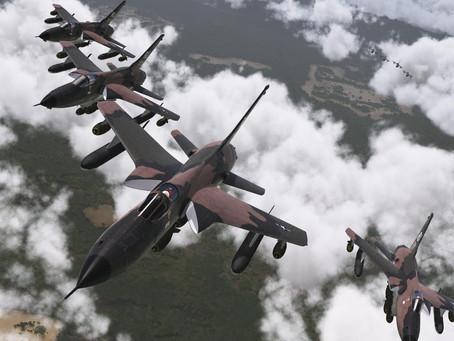 "Republic F-105D Thunderchief: ""Before the Thunder"" (Work in Progress 2)"