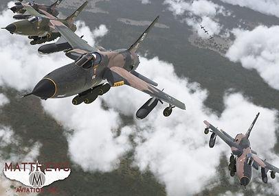 Republic F-105 Thunderchief Wallpaper 1.