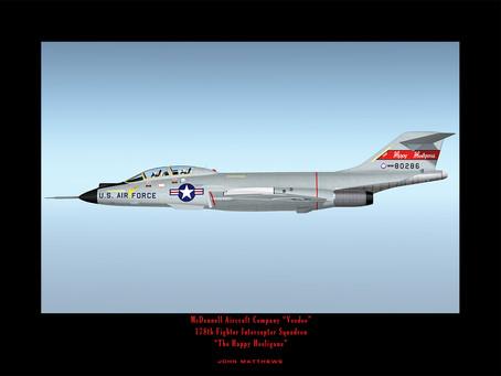 """Happy Hooligans"" F-101B Profile"