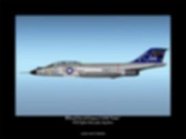 F-101B Voodoo 87th Fighter Interceptor Squadron