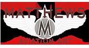 Matthews Aviation Art Logo