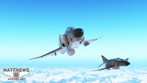McDonnell Douglas RF-4C Phantom Wallpape
