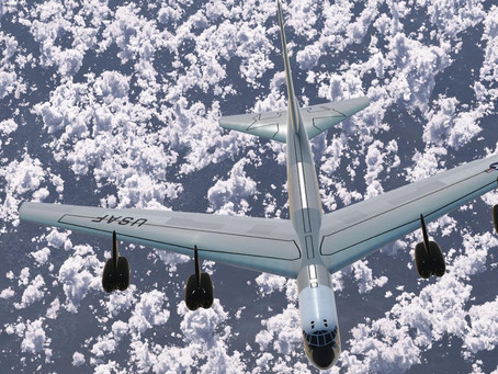 Flying the B-52