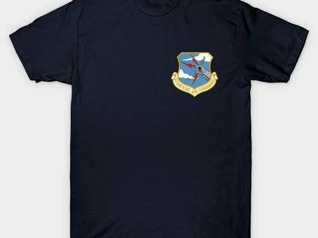 New Strategic Air Command Tee Shirt