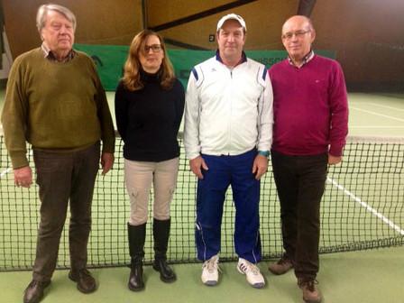 Neuwahlen beim Tennisclub Blau-Weiß in Bad Neustadt