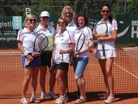 TCBW reihenweise Meister - Damen und Jugend dominieren