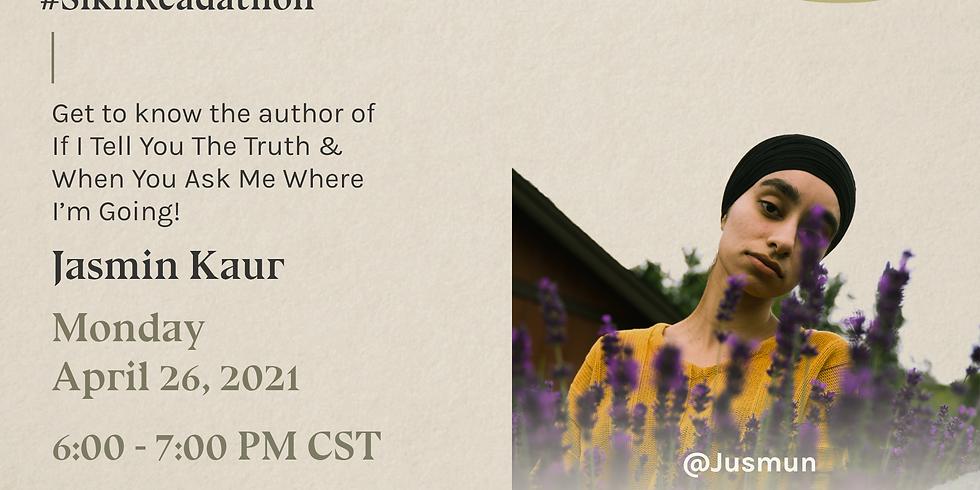 Sikh Readathon: Q&A with Jasmin Kaur