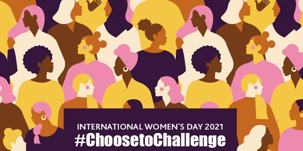 UFV International Women's Day Panel