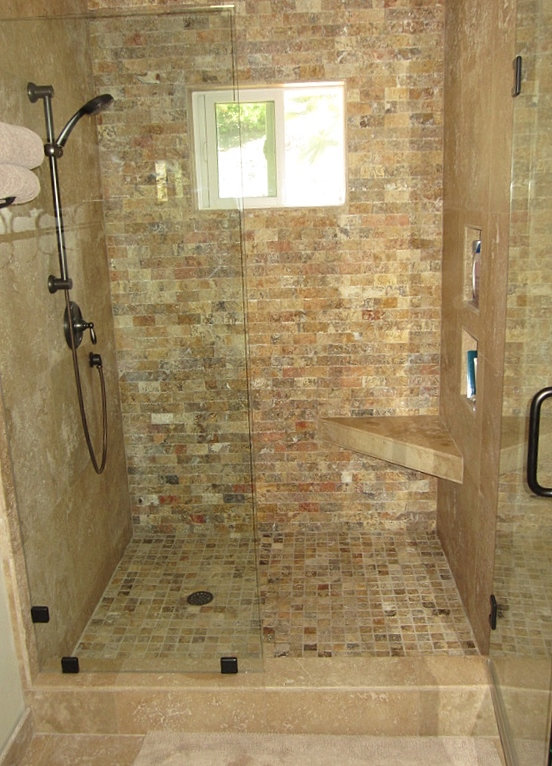 Remodeling Contractor In Phoenix Az Shower Remodeling Using Mixed
