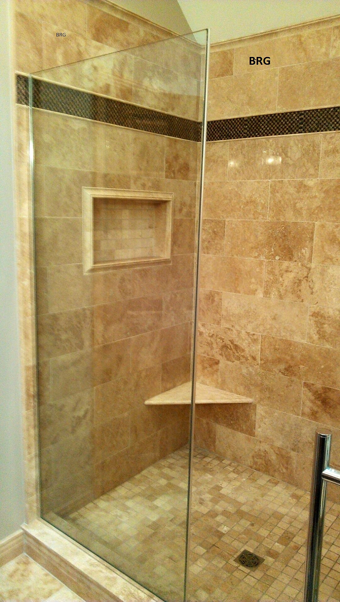 And Shower Remodeling Contractor in Phoenix, AZ | Travertine shower