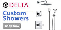 Shower systems and modern shower heads