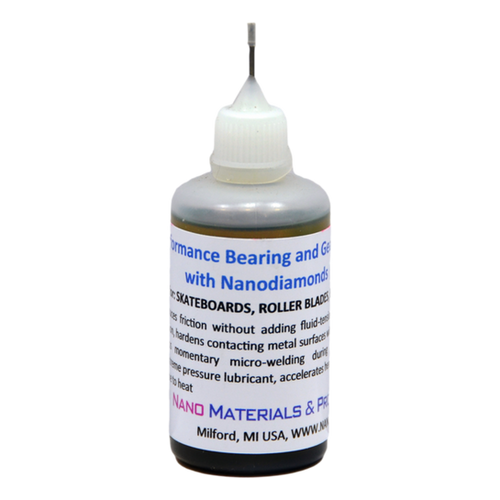Diamondized Bearing and Gear Lubricant .