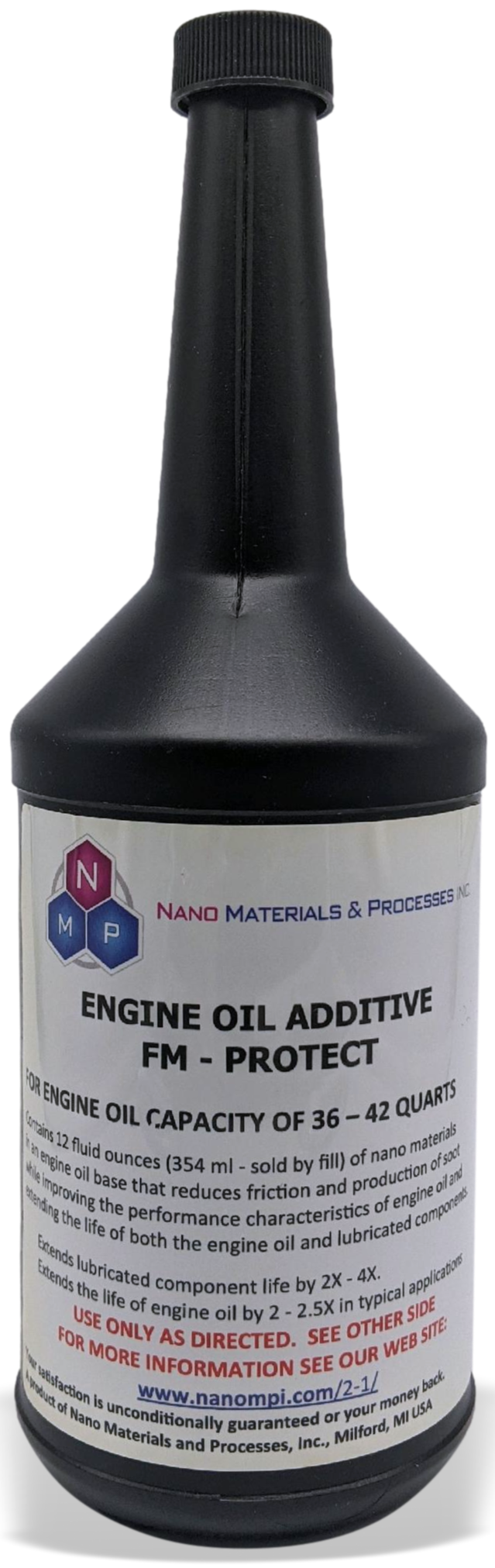 NanoMPI Engine Oil Additive FM-Protect™