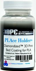 PLAce Holder 3D Print Bed Coating