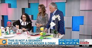 Carol Zoccoli pranking Morning TV _ Caro