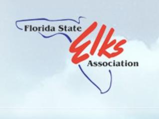 Florida Elks Invitation