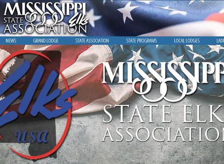 New MS Elks Association Website