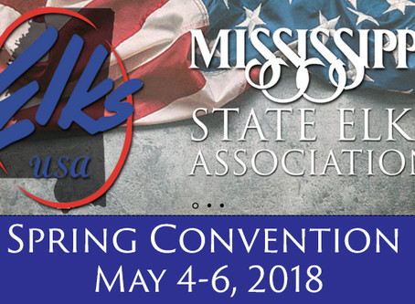 2018 State Convention