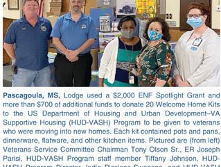July/August Elks Magazine Feature