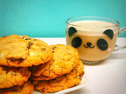 'The Quadfather' Chocolate Chip NY Cookie