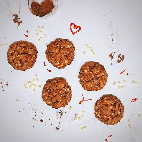 Red Velvet NY Cookies