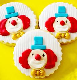 Clown Cookies