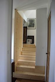 Projet Gre/escaliers-rangements