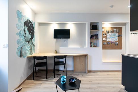 2010-Studio SAN mur-meuble