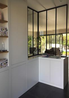 Projet Cel/meuble d'entrée