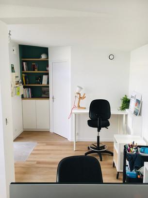 Bureau disponible