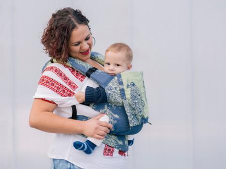 INFOGRAPHIC: 12 wonderful benefits of babywearing