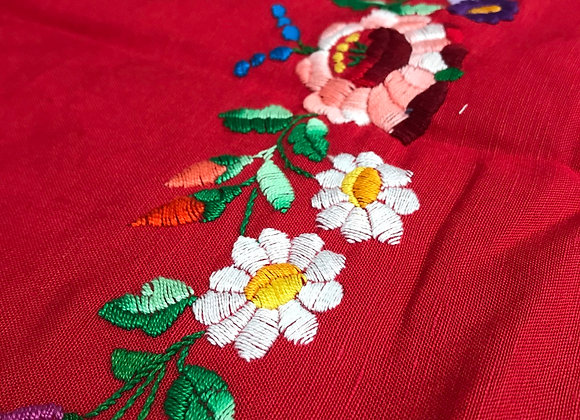 Heritage #105 - linen ring sling