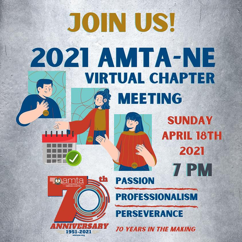 2021 AMTA-NE Virtual Chapter Meeting