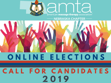 Call For Candidates is Open!