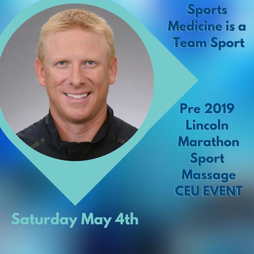 Sports Medicine is a Team Sport