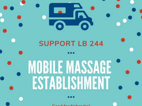Call to Action - SUPPORT LB244!