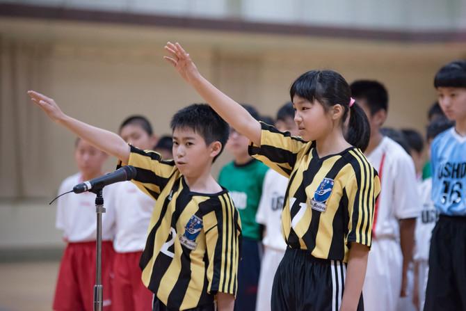 第19回北海道小学生ハンドボール大会兼全国小学生大会北海道予選