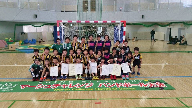 SHINEBLESS CUP 第4回マーシュチャレンジ大会 結果