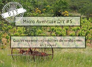Carnet Micro-Aventures en IDF (4 thématiques)