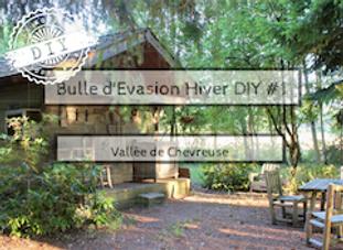 Bulle d'Evasion Hivernale (5 destinations)