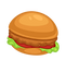 chicken-burger-with-ketchup-sauce-and-le