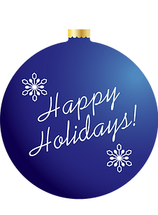 happy-holidays-on-blue-ornament-vector-1
