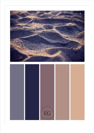 Etude chromatique: air marin