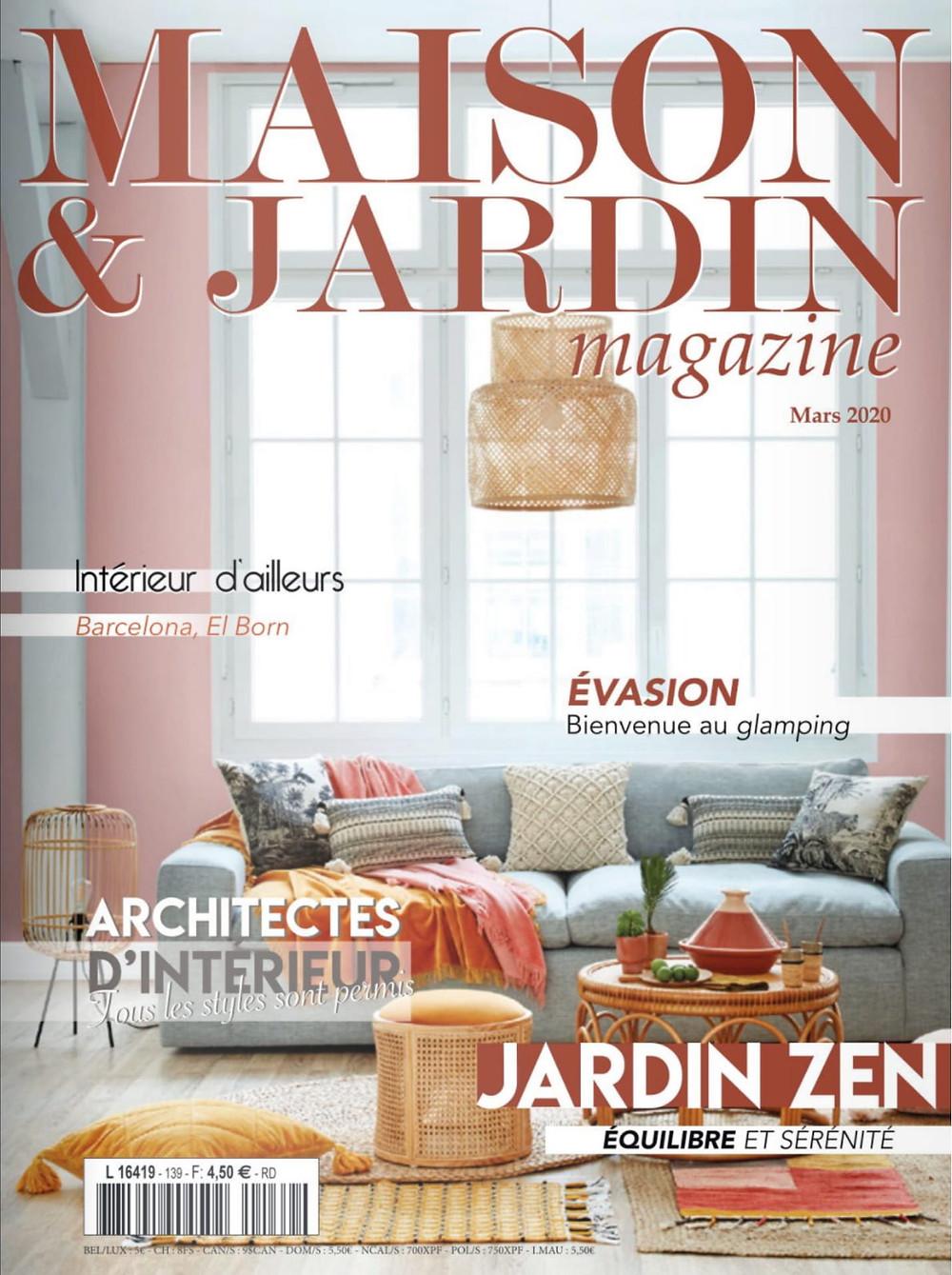 Atelier d'architecture Ad'A dans maison & jardin
