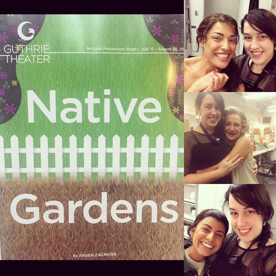 Native Gardens @ the Guthrie