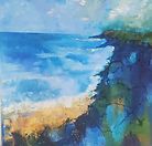 Judith Pemberton-Bennetts_1_Cornish coas