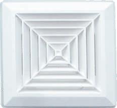 Решетка прямоугольная с фланцем