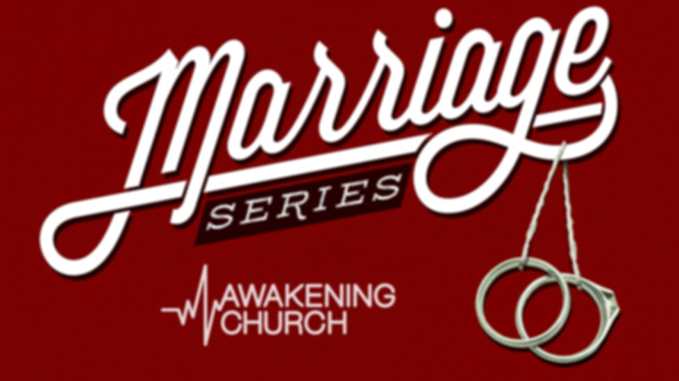Marriage Sermon Series 2019 Screen image