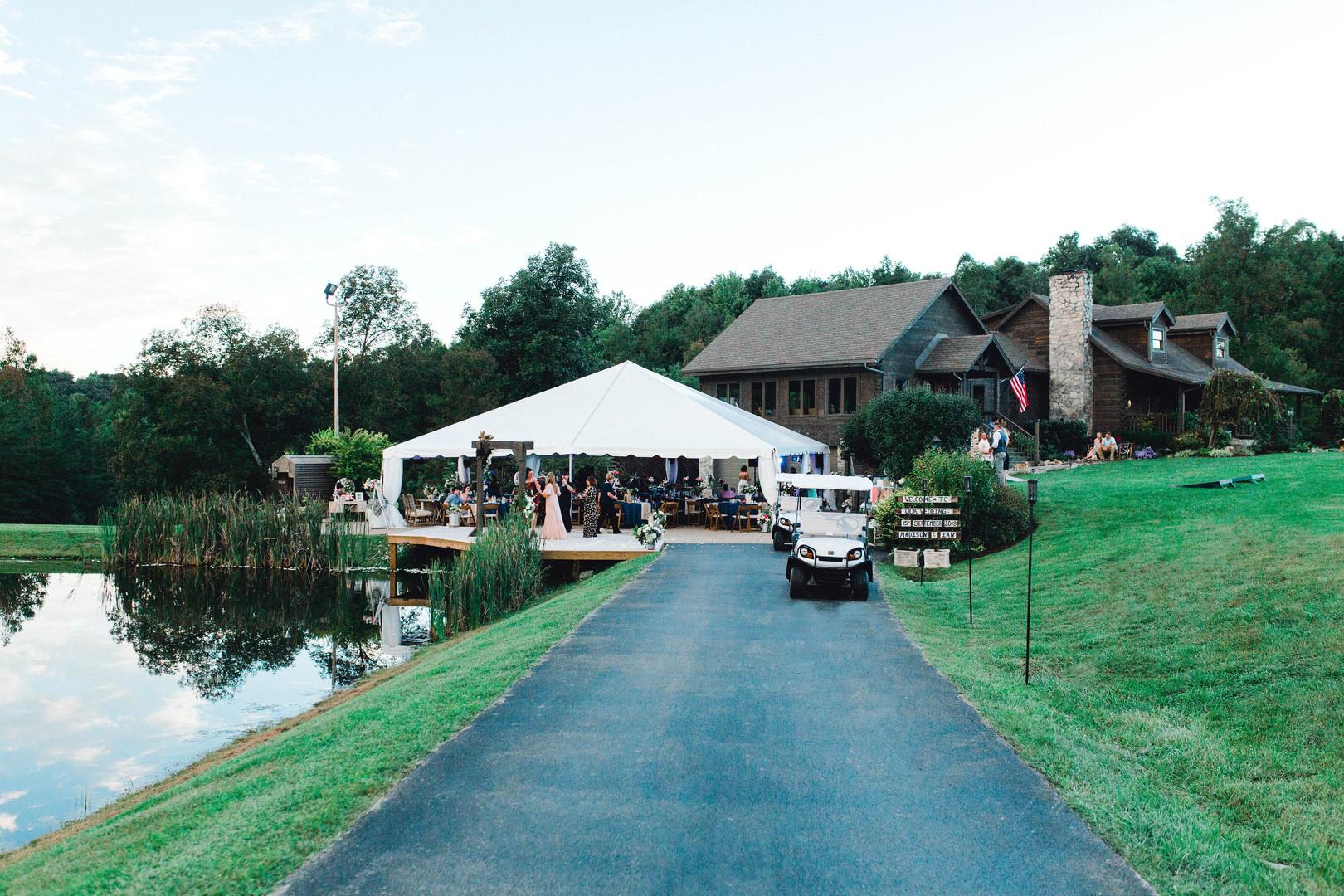 Lane to Wedding
