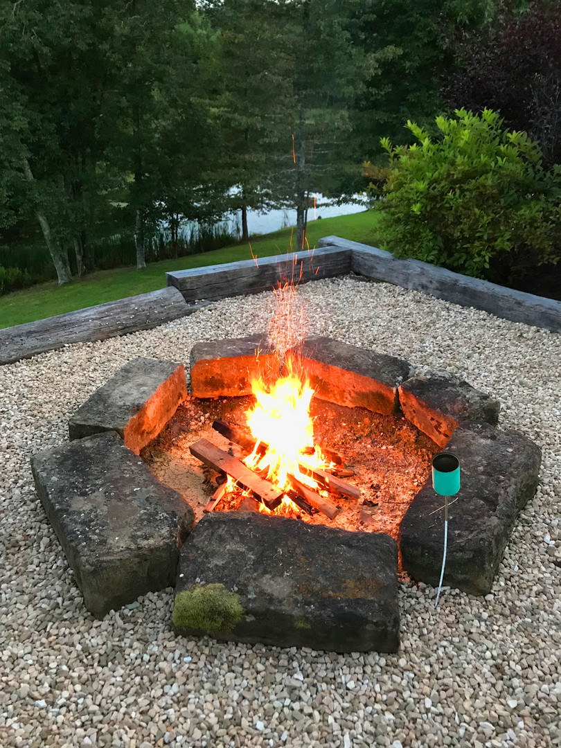 Lodge firepit